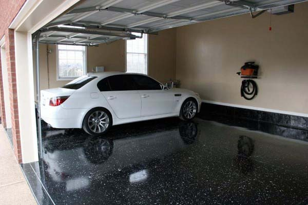 Garage Floor Coatings Chattanooga