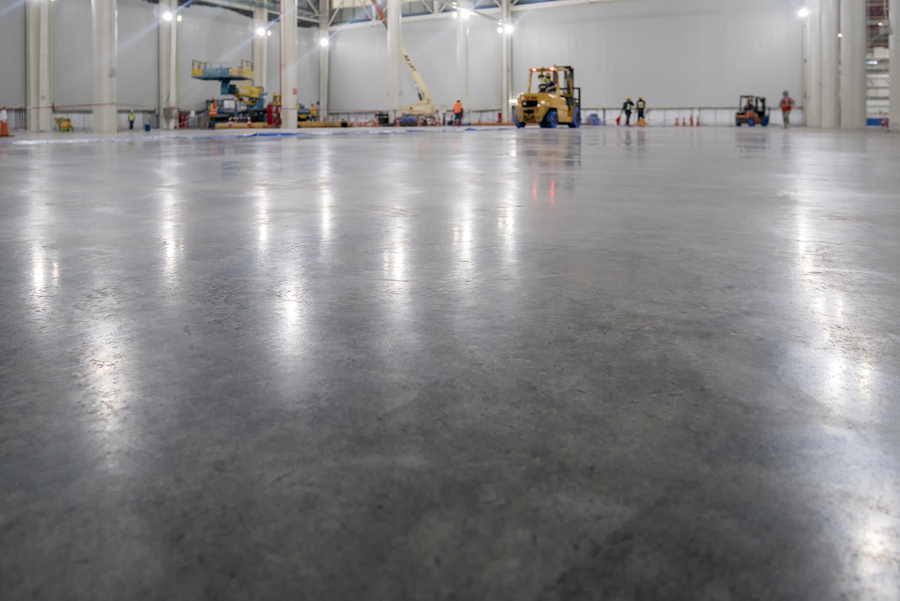 Concrete Polishing Chattanooga