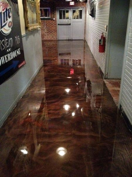 Stained Concrete Chattanooga